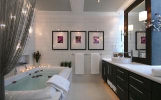 Как оформить дизайн ванной комнаты 5 кв м