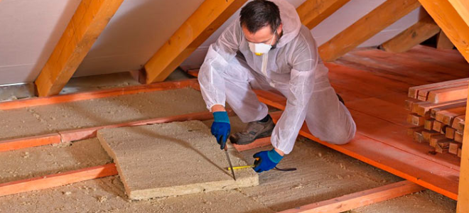 Чем и как правильно утеплить потолок в частном доме со стороны холодного чердака