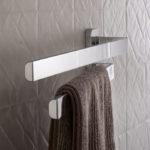 Фото: Выдвижной полотенцедержатель