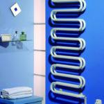 Фото: Электрический полотенцесушитель