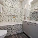 Фото: Стильная ванная 5 кв м
